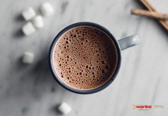 Inverno: receita de chocolate quente cremoso