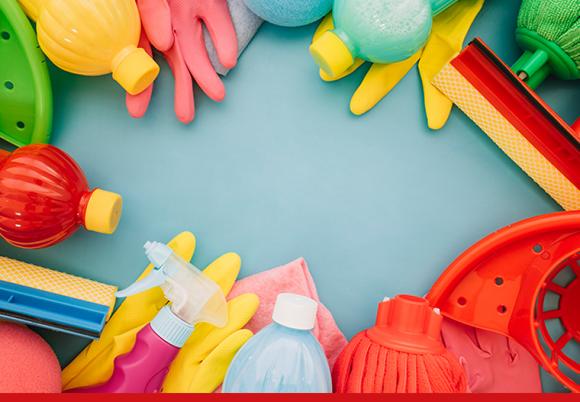 Produtos de limpeza: você conhece a função de cada um?