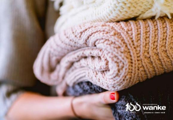 Roupas de inverno: Como lavar blusão de lã?