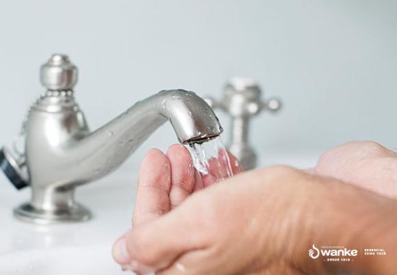 Três dicas para economizar água