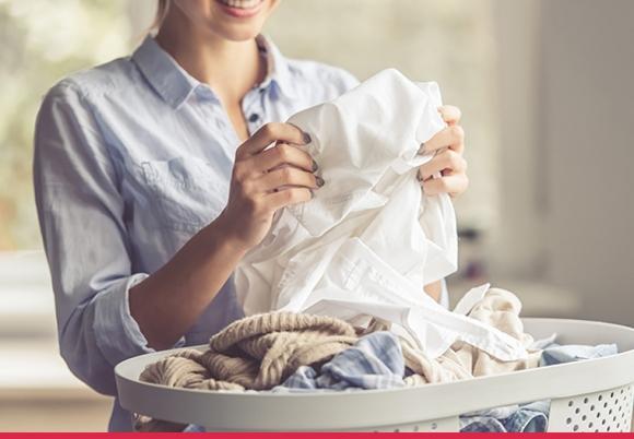 Truques para lavar as roupas que você precisa conhecer.